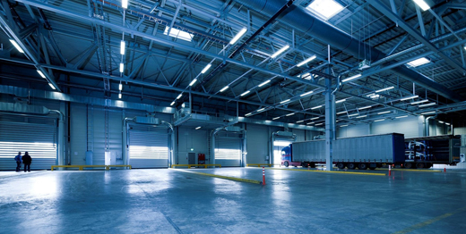 Warehouse and Industrial Manufacturing Security Solutions